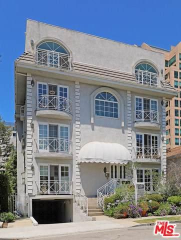 10531 Ashton Avenue #301, Los Angeles (City), CA 90024 (#19511366) :: Rogers Realty Group/Berkshire Hathaway HomeServices California Properties