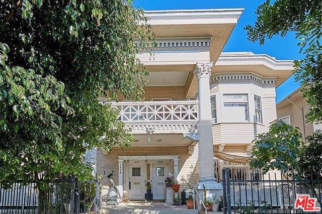 1438 S Magnolia Avenue, Los Angeles (City), CA 90006 (#19508942) :: Rogers Realty Group/Berkshire Hathaway HomeServices California Properties