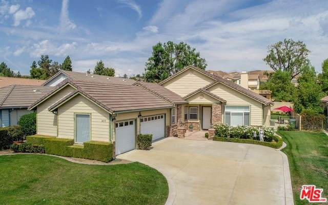 2879 Tanisha Court, Simi Valley, CA 93065 (#19512116) :: The Laffins Real Estate Team