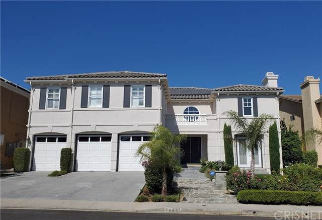 7607 Carmenita Lane, West Hills, CA 91304 (#SR19223088) :: Z Team OC Real Estate