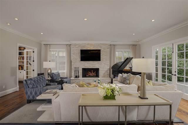 7695 Hillside Drive, La Jolla, CA 92037 (#190051743) :: Faye Bashar & Associates