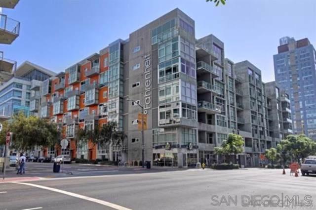 1025 Island Ave #403, San Diego, CA 92101 (#190051826) :: A|G Amaya Group Real Estate