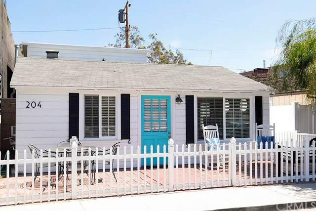 204 Onyx Avenue, Newport Beach, CA 92662 (#NP19222675) :: Fred Sed Group