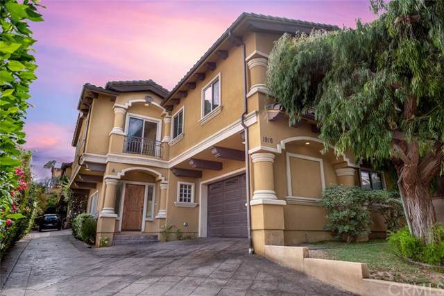 1916 Nelson Avenue A, Redondo Beach, CA 90278 (#SB19223576) :: The Brad Korb Real Estate Group