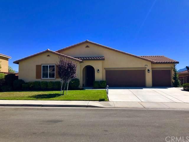 1182 Buttercup Way, Beaumont, CA 92223 (#OC19223111) :: Heller The Home Seller
