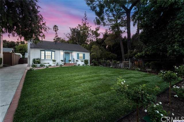 1137 Linda Vista Avenue, Pasadena, CA 91103 (#319003762) :: The Brad Korb Real Estate Group
