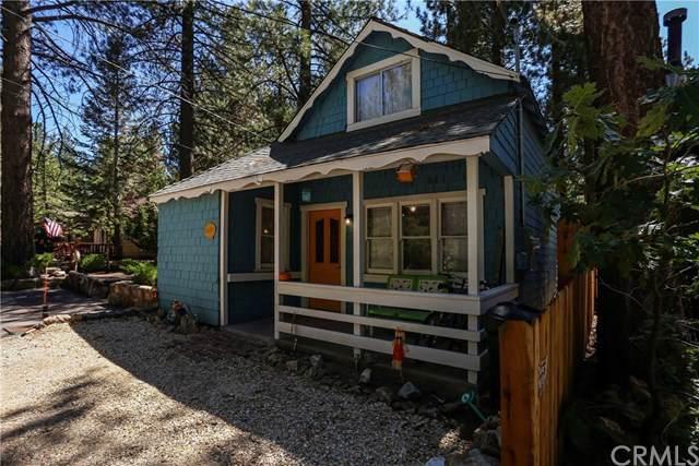42651 Peregrine Avenue, Big Bear, CA 92315 (#IV19223721) :: Allison James Estates and Homes