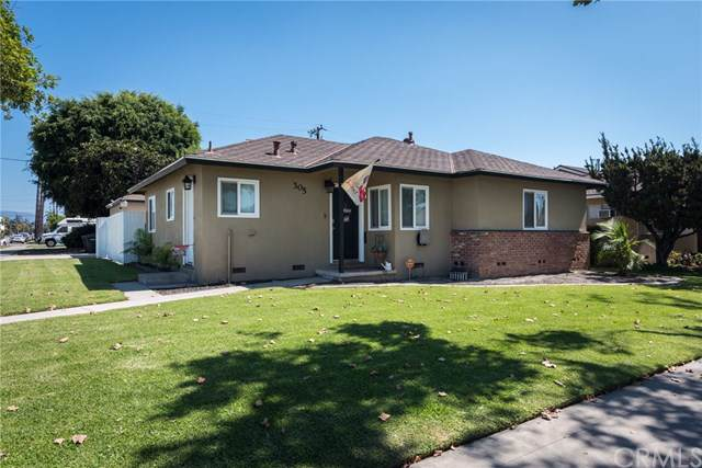 305 S Crest Road, Orange, CA 92868 (#PW19223341) :: Berkshire Hathaway Home Services California Properties