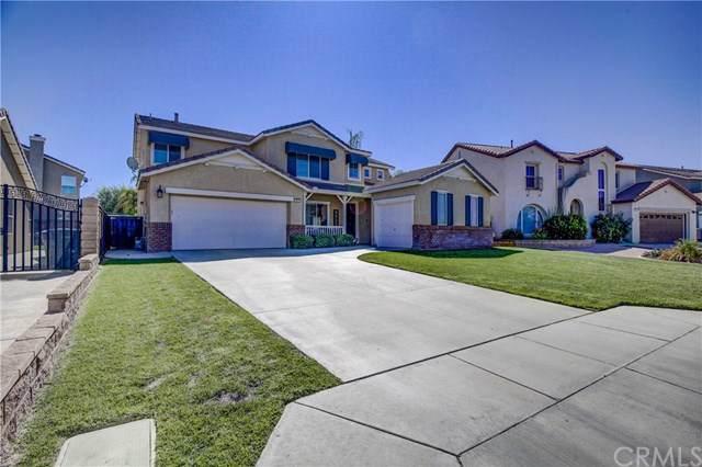 1813 Jasmine Court, San Jacinto, CA 92583 (#SW19223839) :: Allison James Estates and Homes