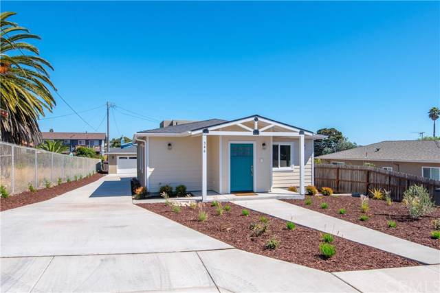 346 N 8th Street, Grover Beach, CA 93433 (#PI19222959) :: Allison James Estates and Homes