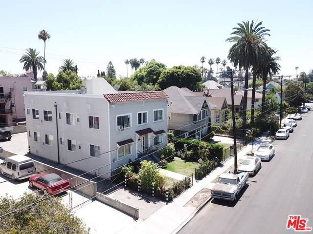 2110 Bonsallo Avenue, Los Angeles (City), CA 90007 (#19512544) :: Allison James Estates and Homes