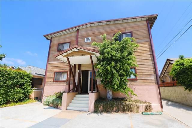 3817 W 21st Street, Los Angeles (City), CA 90018 (#PW19223993) :: Allison James Estates and Homes