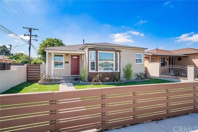 1132 W 93rd Street, Los Angeles (City), CA 90044 (#DW19220983) :: Allison James Estates and Homes