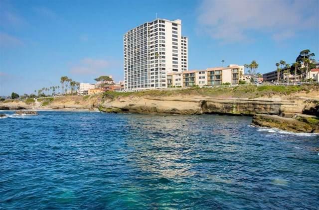 939 Coast Blvd. Unit 8 J, La Jolla, CA 92037 (#190051933) :: Faye Bashar & Associates