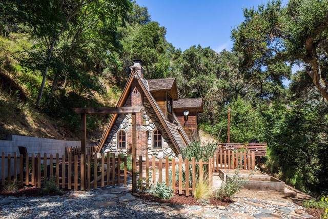 65 Hitchcock Canyon Road, Carmel Valley, CA 93924 (#ML81769261) :: Heller The Home Seller