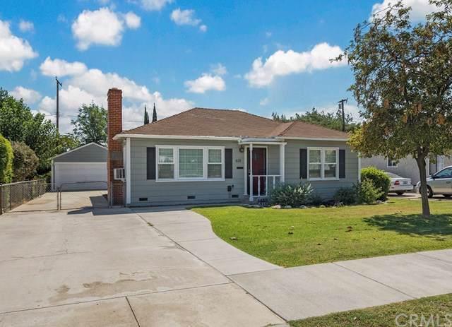 631 W I Street, Ontario, CA 91762 (#CV19222366) :: Allison James Estates and Homes