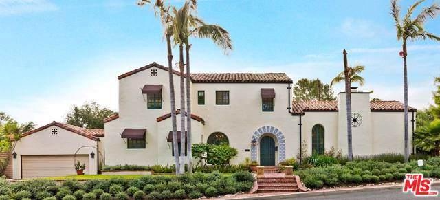1559 Grandview Avenue, Glendale, CA 91201 (#19512660) :: The Brad Korb Real Estate Group