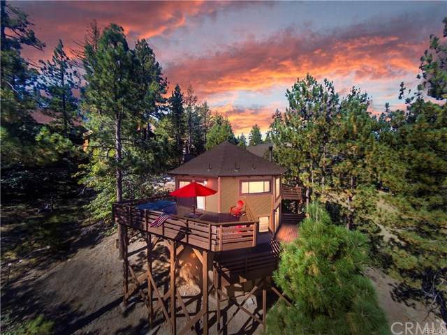 40270 Narrow Lane, Big Bear, CA 92315 (#PW19224069) :: The Najar Group