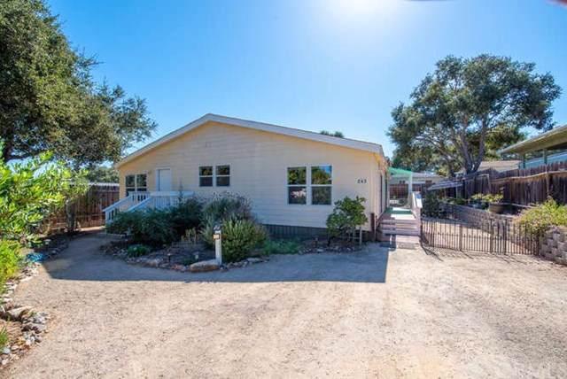 243 Chaparral Lane, Nipomo, CA 93444 (#PI19224056) :: California Realty Experts