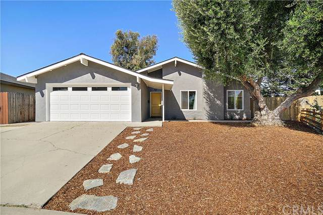 1026 Sycamore Drive, Arroyo Grande, CA 93420 (#SP19223175) :: Allison James Estates and Homes