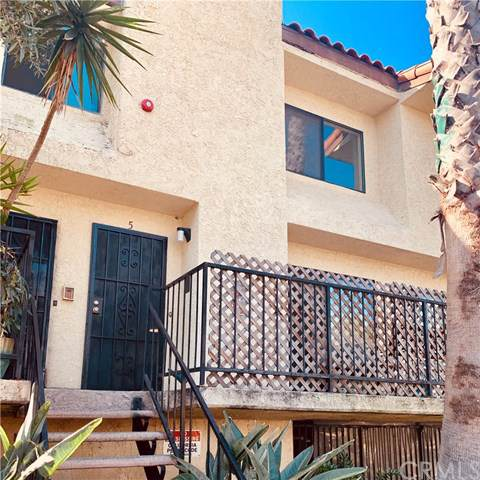 1444 W 227th Street #5, Torrance, CA 90501 (#DW19223148) :: RE/MAX Empire Properties