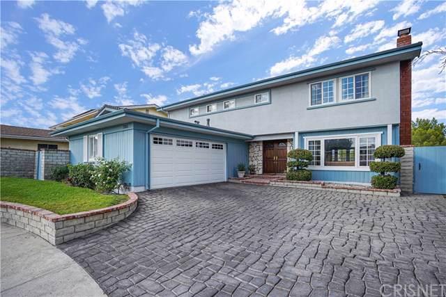 23655 Gerrad Way, West Hills, CA 91307 (#SR19223991) :: Realty ONE Group Empire