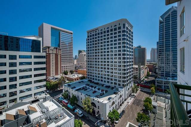 1240 India Street #1504, San Diego, CA 92101 (#190051970) :: Realty ONE Group Empire