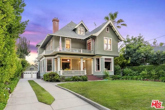 468 Lockehaven Street, Pasadena, CA 91105 (#19510390) :: The Brad Korb Real Estate Group