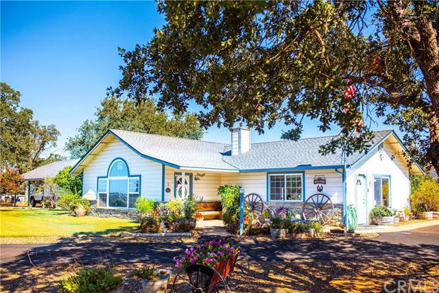 2589 Old Highway, Catheys Valley, CA 95306 (#MP19222903) :: Twiss Realty