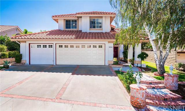 28254 Rodgers Drive, Saugus, CA 91350 (#SR19224186) :: The Brad Korb Real Estate Group