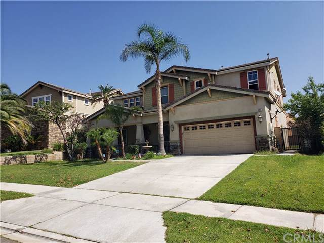 5023 Snowberry Drive, Fontana, CA 92336 (#AR19222935) :: Realty ONE Group Empire