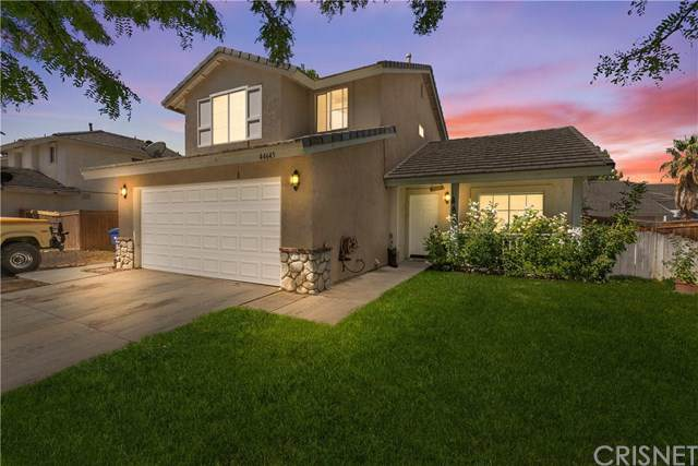 44645 Stillwater Drive, Lancaster, CA 93536 (#SR19223262) :: Realty ONE Group Empire