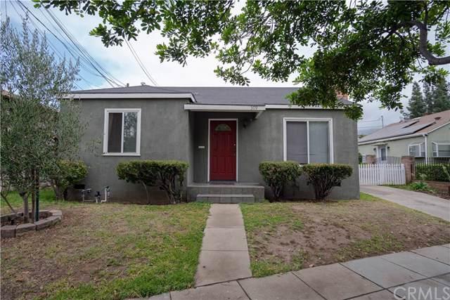 309 N. Sierra Madre Blvd., Pasadena, CA 91107 (#DW19224084) :: Allison James Estates and Homes