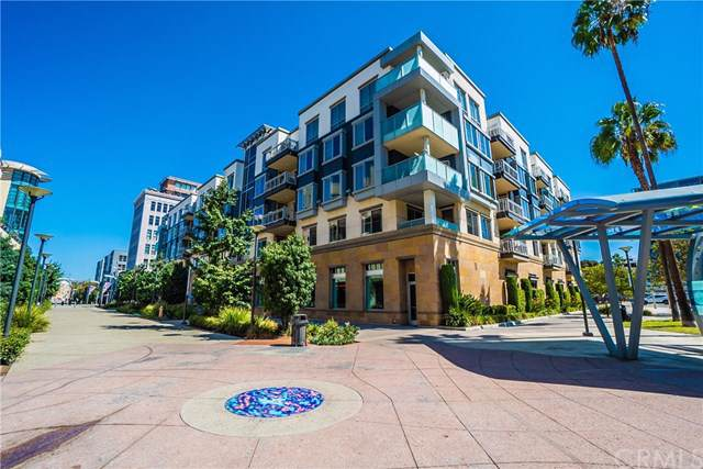150 The Promenade N #208, Long Beach, CA 90802 (#DW19224283) :: Allison James Estates and Homes