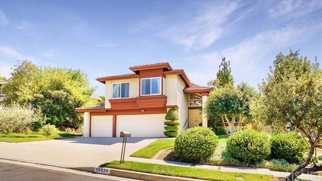 19220 Dunure Place, Porter Ranch, CA 91326 (#SR19224160) :: RE/MAX Empire Properties