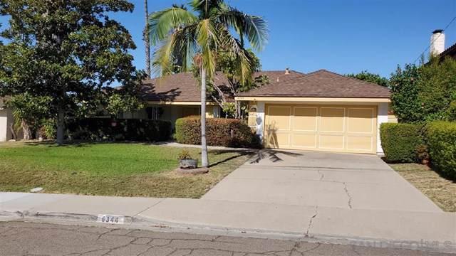 6344 Lake Lomond Dr, San Diego, CA 92119 (#190052032) :: Bob Kelly Team