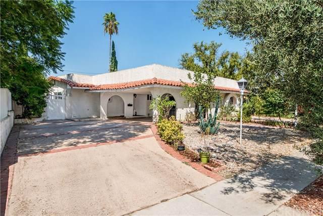 17413 Lull Street, Northridge, CA 91325 (#SR19224368) :: Fred Sed Group