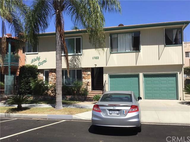 1763 E Appleton Street #1, Long Beach, CA 90802 (#PW19224381) :: Bob Kelly Team