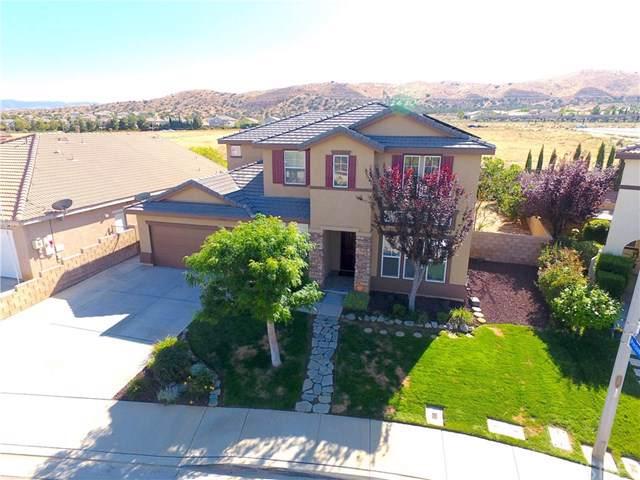 3800 Vitrina Lane, Palmdale, CA 93551 (#SR19224343) :: RE/MAX Estate Properties