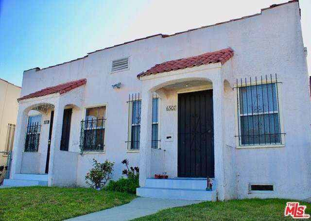 6507 S 2ND Avenue, Los Angeles (City), CA 90043 (#19512744) :: The Costantino Group | Cal American Homes and Realty