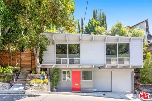 3112 Ledgewood Drive, Los Angeles (City), CA 90068 (#19511842) :: Allison James Estates and Homes
