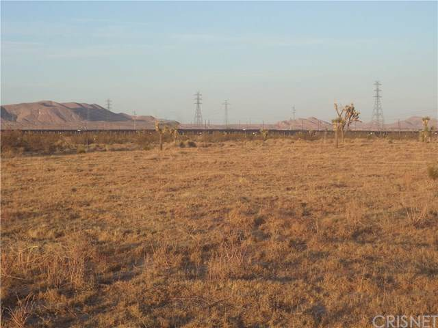 0 118th St W &  Gaskell Rd, Rosamond, CA 93560 (#SR19224444) :: Z Team OC Real Estate