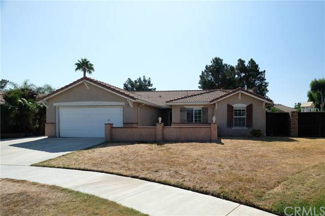 2395 Talbot Circle, Corona, CA 92882 (MLS #PW19224246) :: Desert Area Homes For Sale