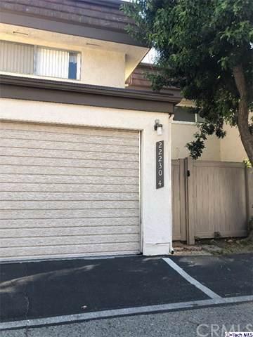 22230 James Alan Circle Circle #4, Chatsworth, CA 91311 (#319003791) :: Mainstreet Realtors®