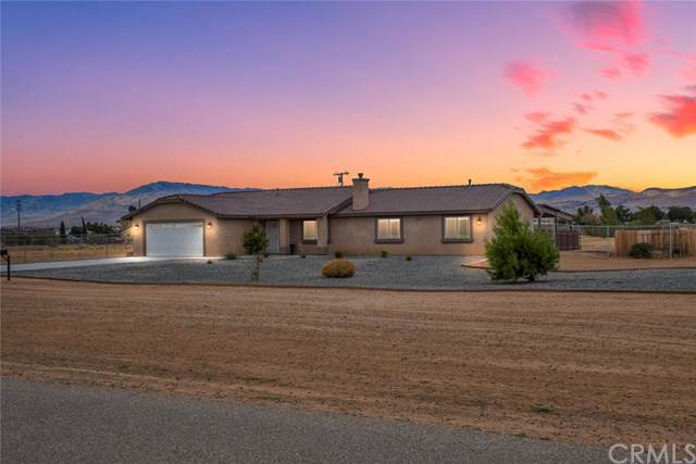22811 Pahute Road, Apple Valley, CA 92308 (#SW19224502) :: Ardent Real Estate Group, Inc.