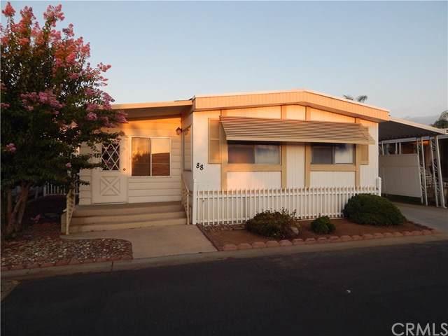 975 California Street #88, Calimesa, CA 92320 (#EV19224570) :: Allison James Estates and Homes