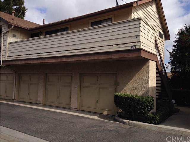 871 W 34th Street A, Long Beach, CA 90806 (#PW19224575) :: Bob Kelly Team
