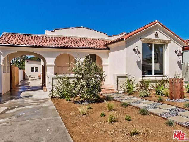 3027 Farmdale Avenue, Los Angeles (City), CA 90016 (#19512916) :: Allison James Estates and Homes