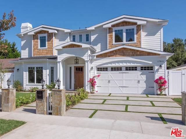 17841 Palora Street, Encino, CA 91316 (#19512918) :: Veléz & Associates