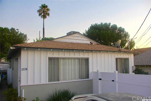 7724 Yates Street, Tujunga, CA 91042 (#319003789) :: The Brad Korb Real Estate Group